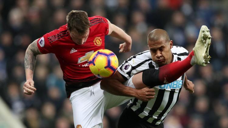 Newcastle United Vs Manchester United 0 2 Highlights Premier