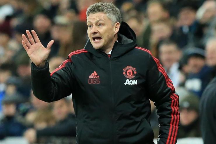 Image result for solskjaer brilliant! solskjaer reveals plan ahead of second leg against barcelona BRILLIANT! SOLSKJAER REVEALS PLAN AHEAD OF SECOND LEG AGAINST BARCELONA Ole Gunnar Solskjaer Newcastle v Man Utd