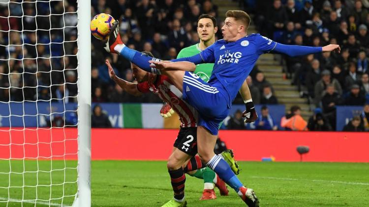 Leicester City vs Southampton 1-2 Highlights