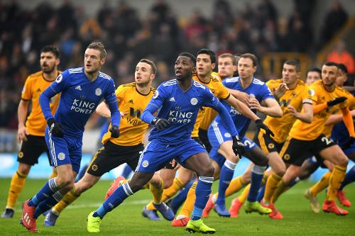 Wolverhampton Wanderers   Leicester City