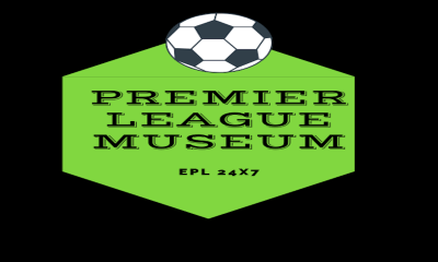 Premier League Museum Logo