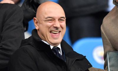 Daniel Levy Tottenham Owner