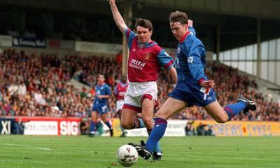 Nick Henry Oldham Athletic