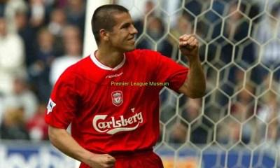 Milan Baros Liverpool