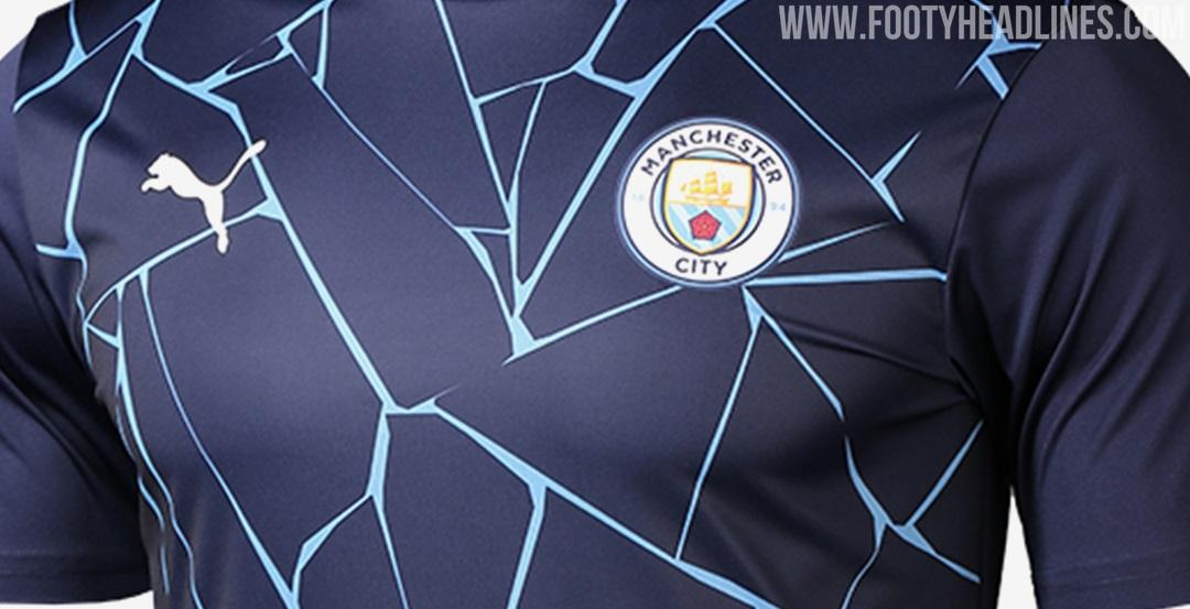 Manchester City Jersey 2021 22