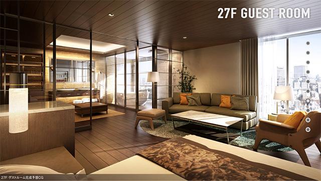 27階ゲストルーム
