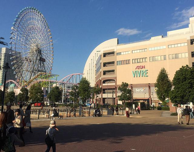横浜ワールドポーターズ
