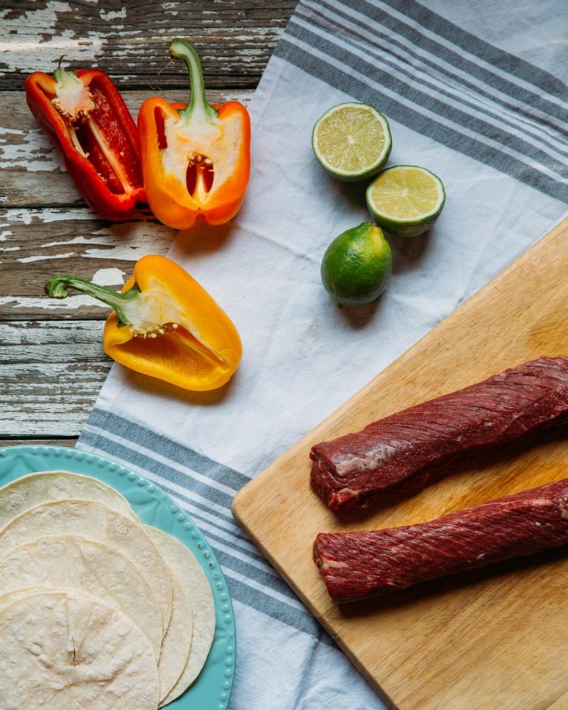 Premier MEat Company Raw Hanger Steak Choice Sustainable Fajita Recipe Fresh Never Frozen Healthy Protein