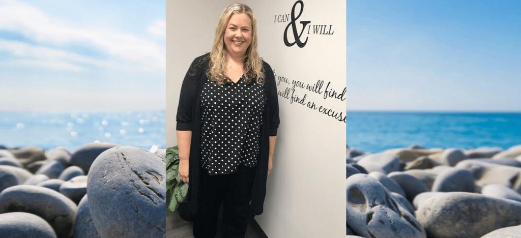 Jocelyn's weight loss success