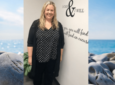Jocelyn's weight loss success