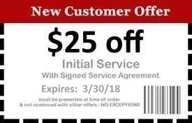 Naples Pest Control Coupon Good Until 3/30/18