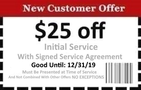 Naples Pest Control Coupon Good Until 12/31/19