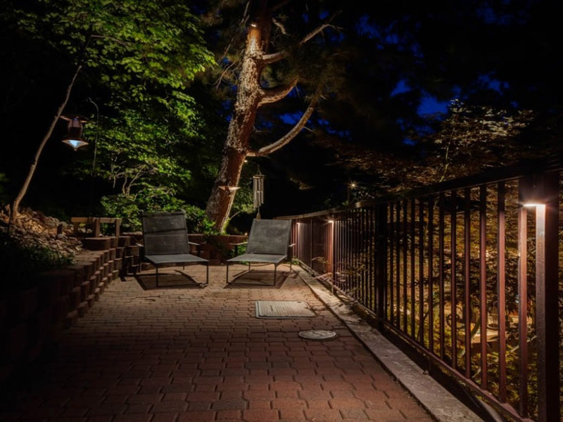 types of outdoor landscape lighting 7