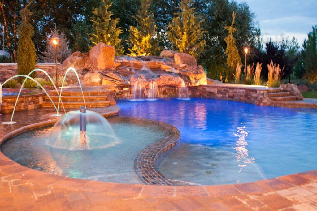 Landscape design - the best hardscape for your backyard on Backyard Hardscape Design id=82684