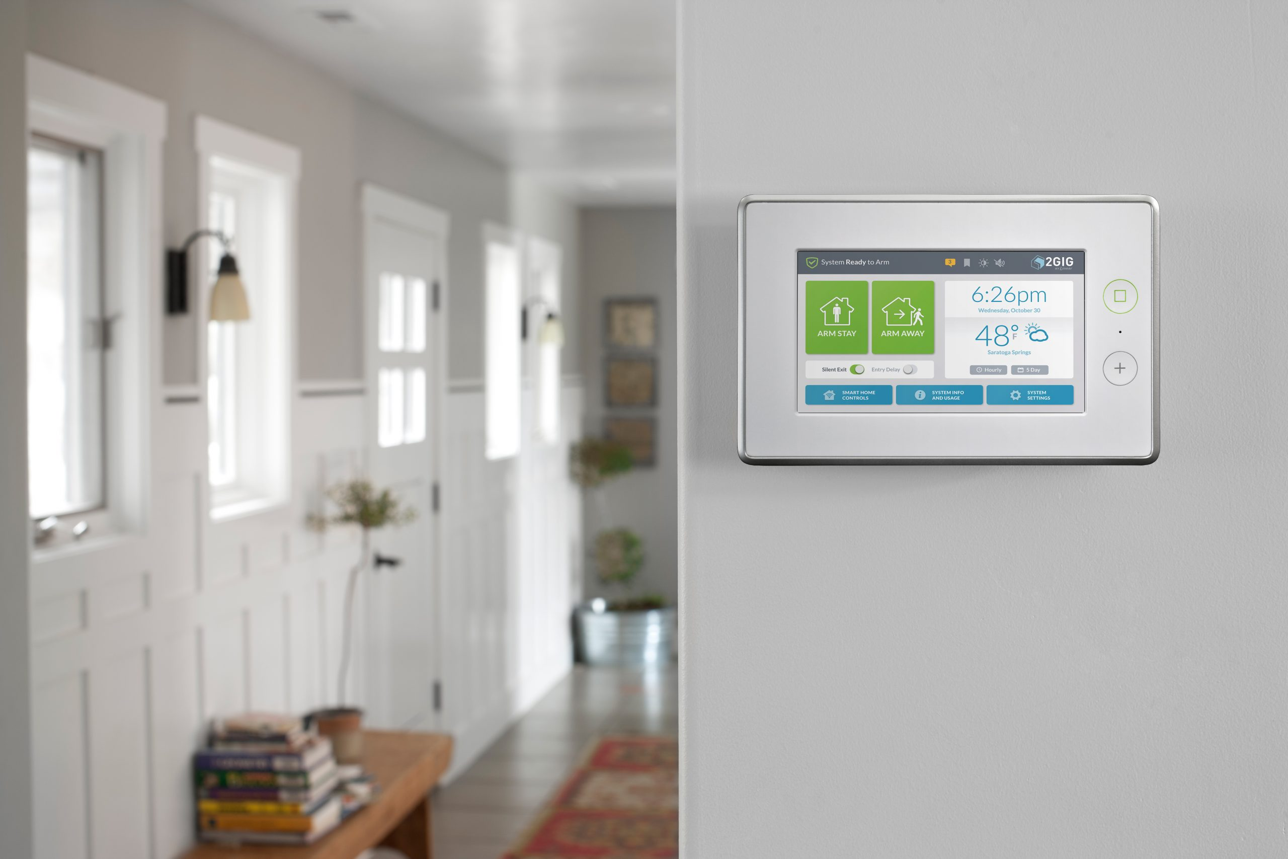 best new home security system Marietta GA