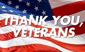 We love veterans and police officers and firefighters at Premier Security. Veterans rock!