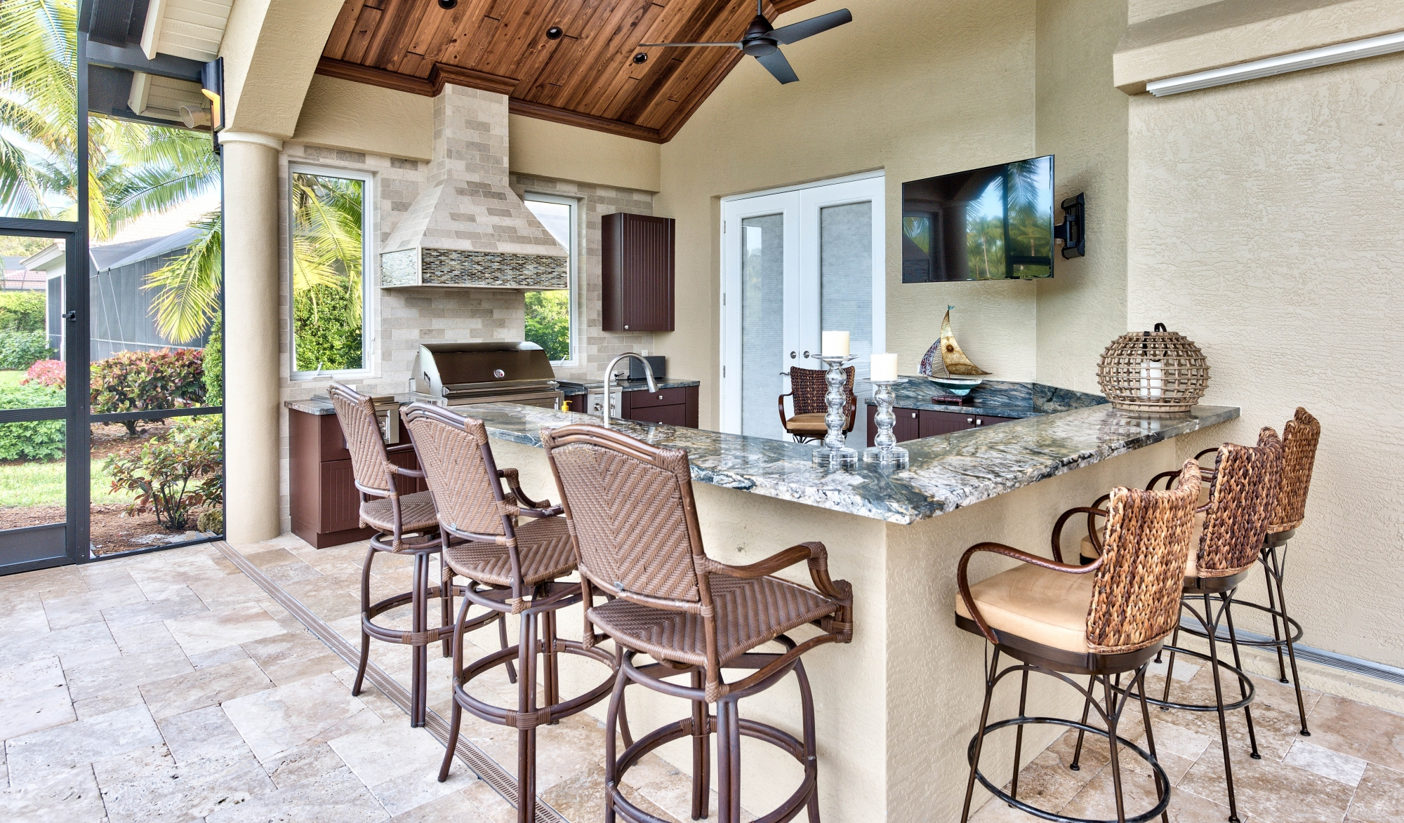 Outdoor Living Spaces Design and Build | Fort Myers, naples on Outdoor Living Designer id=21262