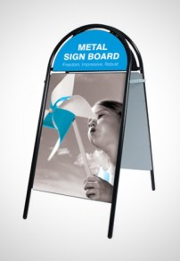 Booster Pavement Stand B2 Size