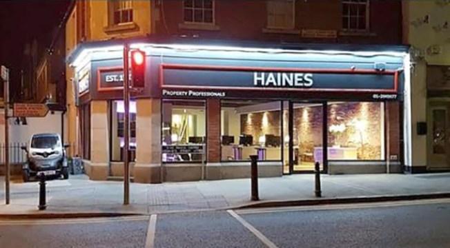 Haines Shop Front