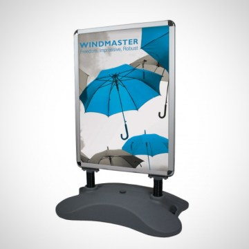 Windmaster Pavement Sign