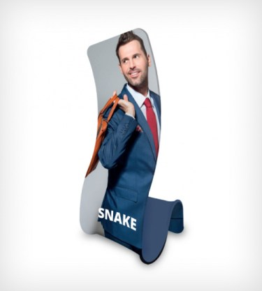Formulate Snake - Exhibition Stand