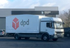 Lorry Decals