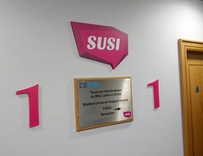Reception Signage