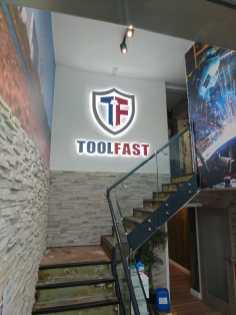 ToolFast Internally Illuminated Signage