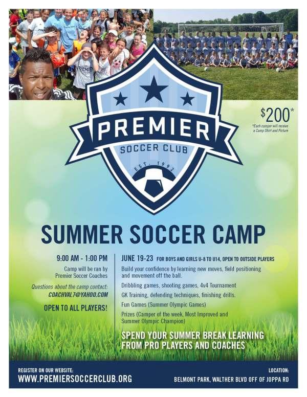 Premier Soccer Club | Home