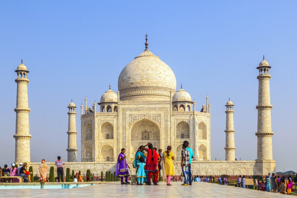 India 1024x683 - 5 Countries to Teach English Abroad as a Non Native Speaker