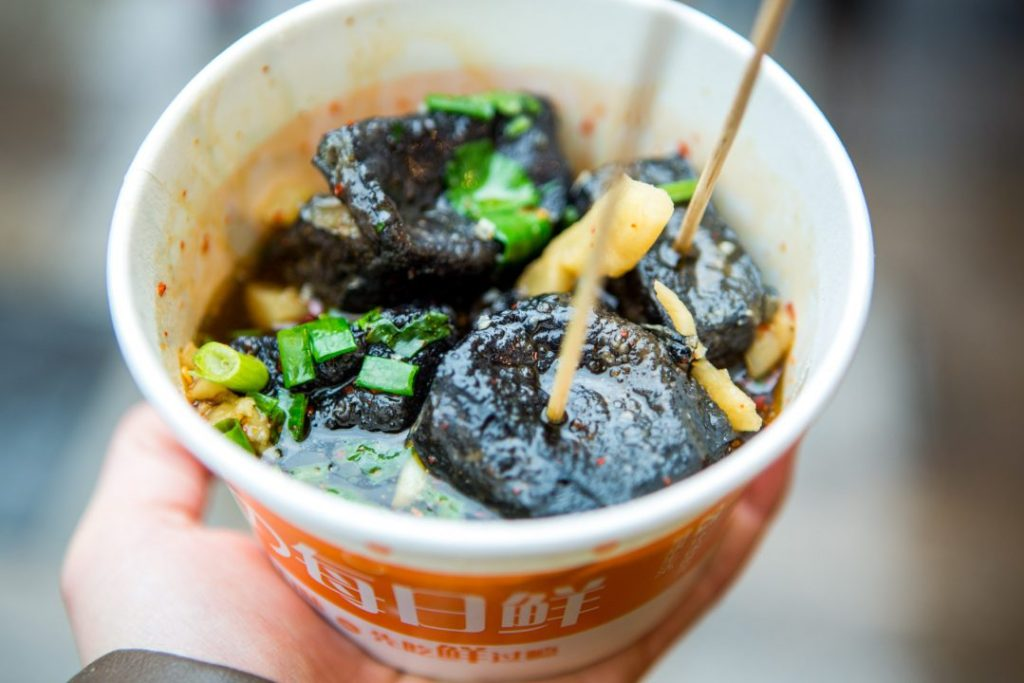 Stinky Tofu 1024x683 - 10 Weirdest Foods to Eat Before You Die