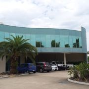commercial-window tint heat-reduction exterior