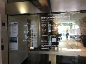 Glass Signage | Sydney City