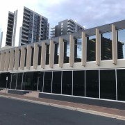 Office Block | Commercial Tint