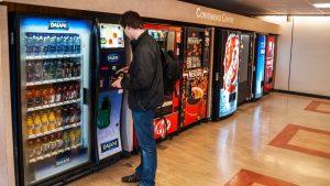 vending machine hire in cheshire
