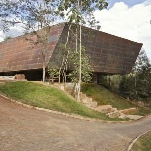 Galeria Miguel Rio Branco I Arquiteto Responsável: Alexandre Brasil