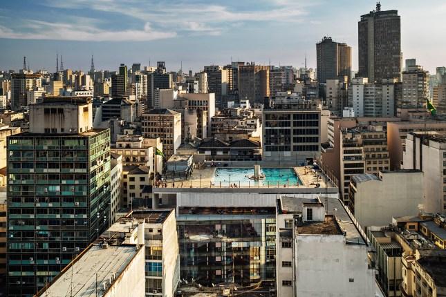 SESC 24 de Maio I Paulo Mendes da Rocha + MMBB Arquitetos