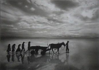 Marco Tidu - Paesaggio di sera