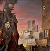 Distefano Giorgio - Nobili Metalli, olio su tela, cm 70x70cm(Copia)_e