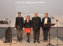 Il gruppo teatrale EOS ha interpretato i testi di M Rigoni Stern