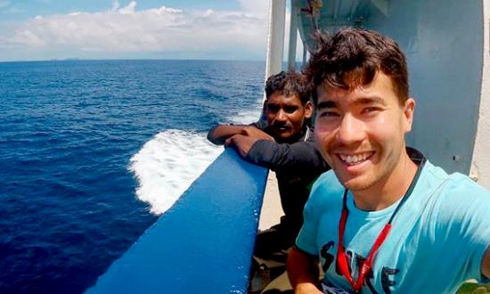 John Allen Chau premio Darwin 2018 isla sentinel a flechazos