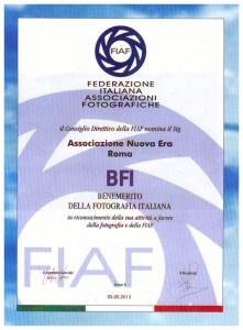 L'Associazione Nuova Era BFI