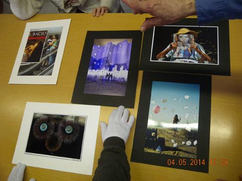 Concorso Fotografico Vittorio Bachelet 2014: discussione di giuria sul tema fisso Colore