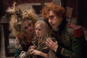 I Thénardier con Cosette