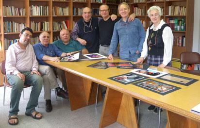 Giuria 2013: A.Placidoli, L.Passero, S.Mencarelli, M.Lupi, L.Pagni