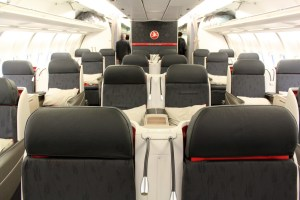 Turkish Airlines Business Class (Photo by FlyingOut)