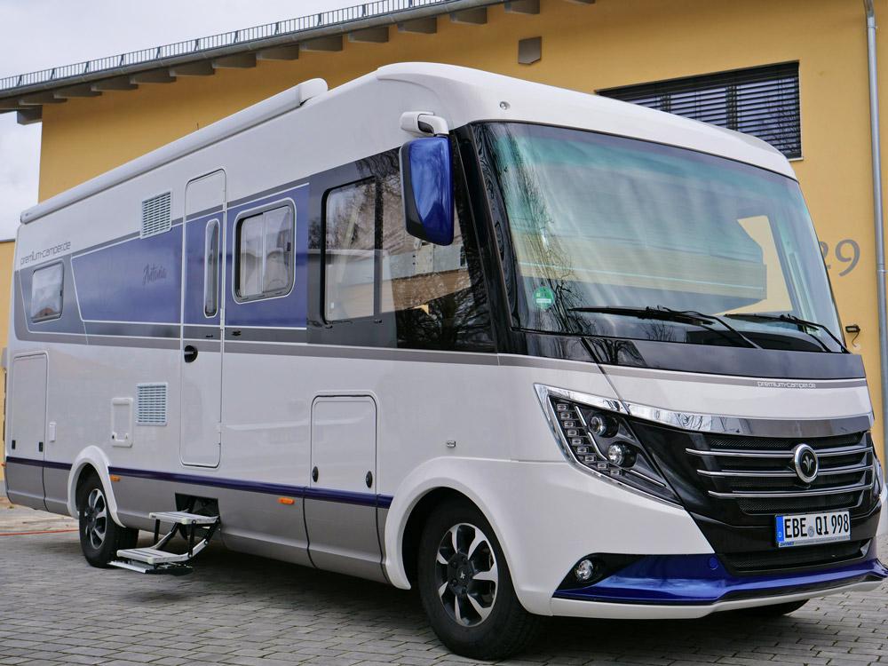 Premium-Camper Arto 77 E - Antonia