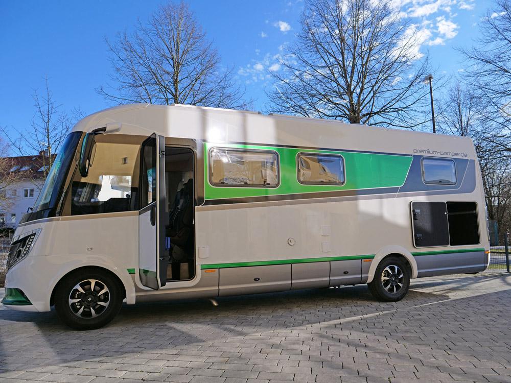 Premium-Camper Arto 77E