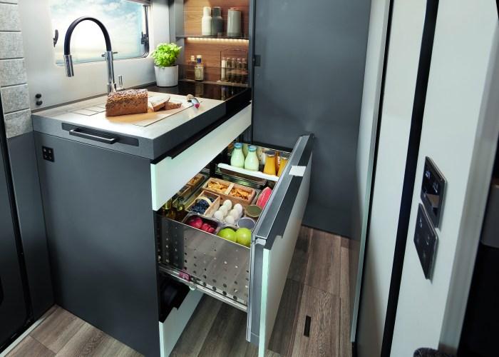 Kühlschrank mit Gefrierfach iSmove