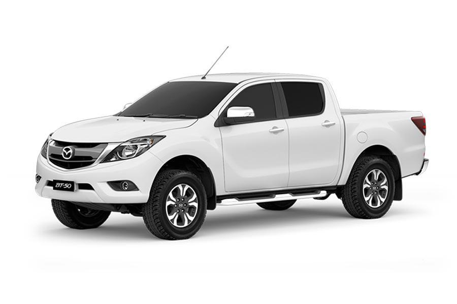 Mazda BT50 o similar ($65.00)